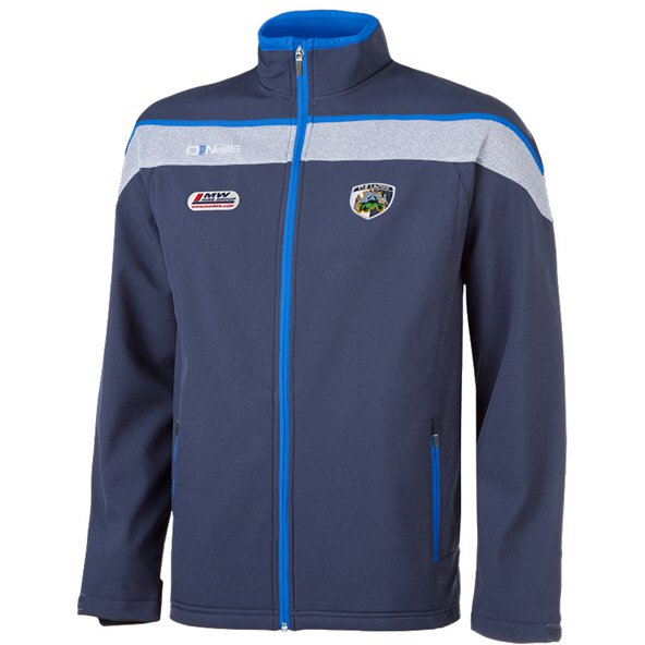 O'Neills Laois Slaney Men's SoftShell Jacket, Navy