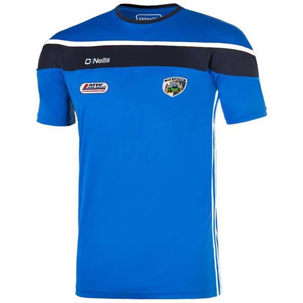 O'Neills Laois Slaney Kids' T-Shirt, Blue