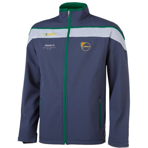 O'Neills Carlow Slaney Kids' SoftShell Jacket, Navy