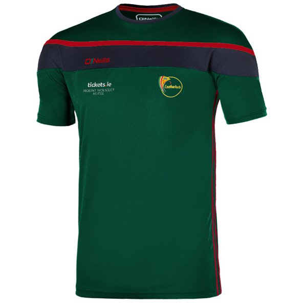 O'Neills Carlow Slaney Kids' T-Shirt, Green