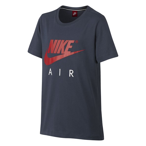 Nike Air Boys SS Top Thunder Blue
