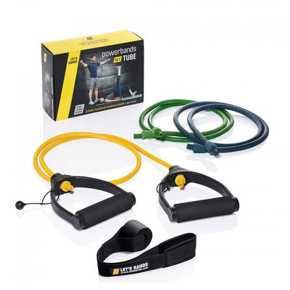 Lets Bands Tube Powerband Set
