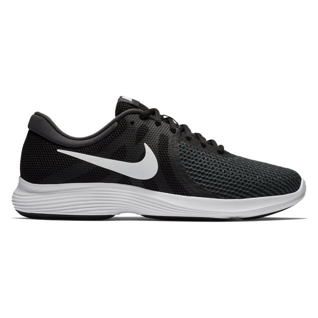 b50c6727fc66c ... Black  Nike Revolution 4 Men s Running Shoe