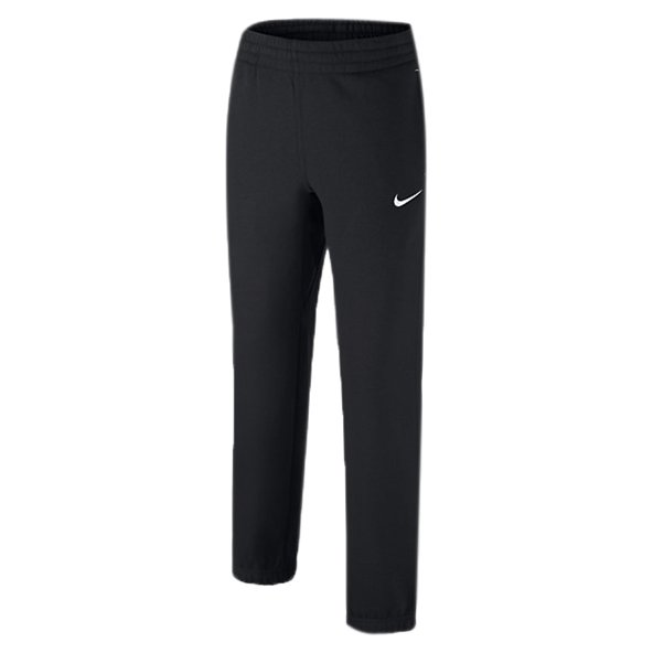Nike Brush Fleece Boys' Pant, Black