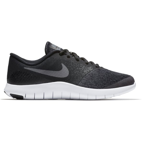Nike Flex Contact  Boys' Running Shoe, Black