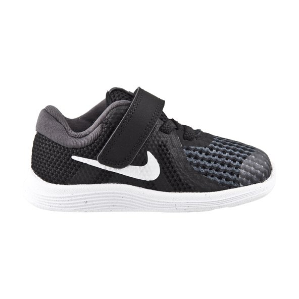 Nike Revolution 4 Infant Boys' Trainer, Black