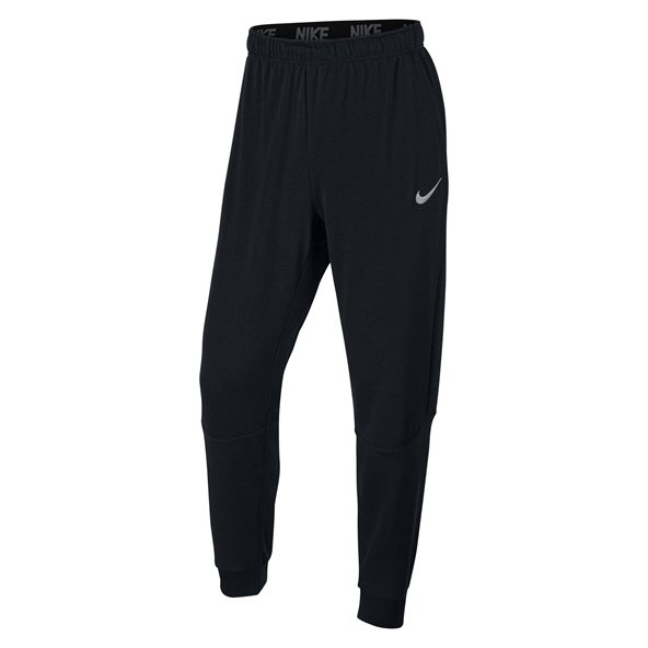 Nike Dry Tapered Fleece Mens Pant Black
