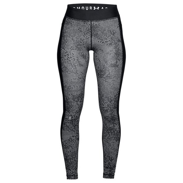 Under Armour Heatgear® Armour Printed Women Legging Black
