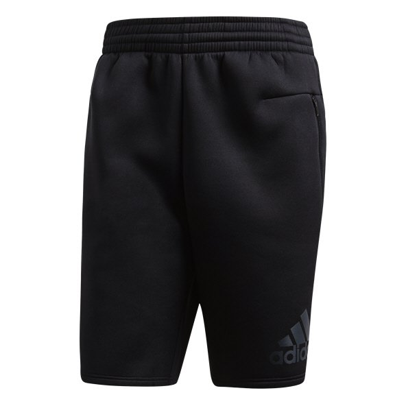 adidas All Blacks Lux Shorts Black/Grey