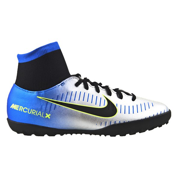 Nike Mercurial Victory VI NJR Kids' Astro Boot, Blue