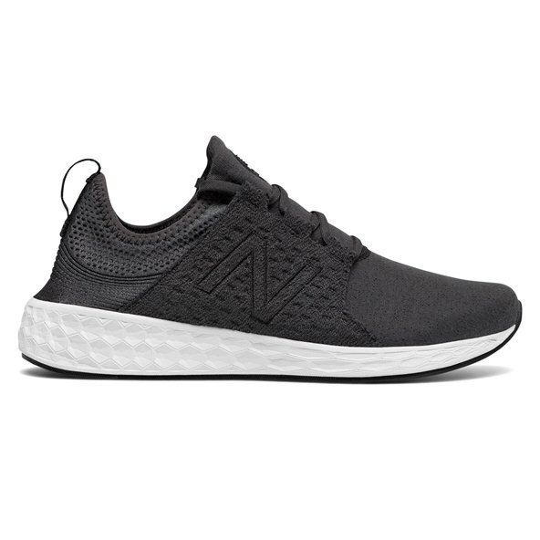 New Balance Fresh Foam Cruz Men's Running Shoe, Black