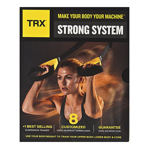TRX Strong Suspension Training Kit