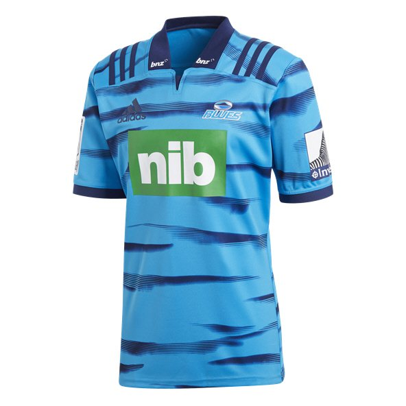 adidas Blues 2018 Men's Home Jersey, Blue
