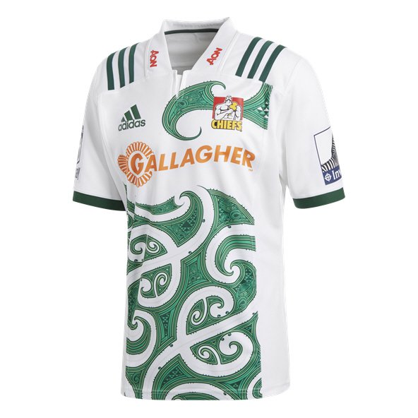 adidas Chiefs 2018 Men's Away Jersey, White