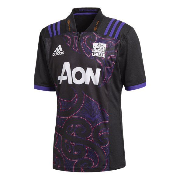 adidas Chiefs 2018 Training Jersey, Black