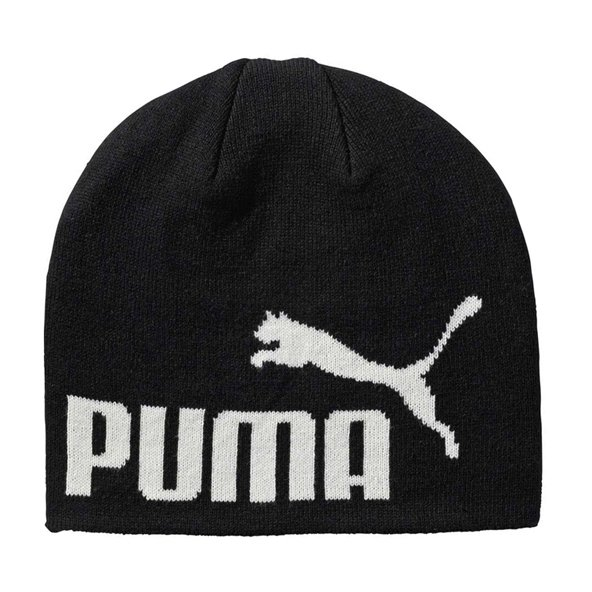 Puma Big Cat Beanie, Black