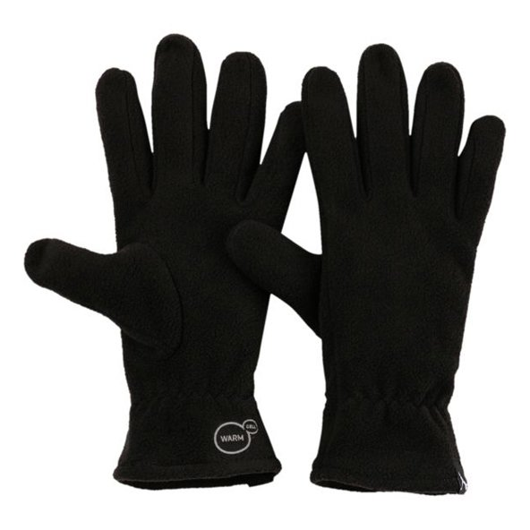 Puma Basic Fleece Gloves, Black