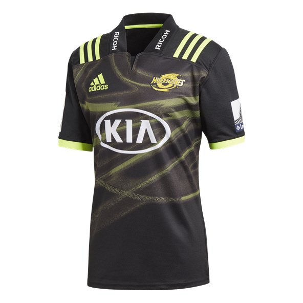 adidas Hurricanes 2018 Men's Away Jersey, Yellow