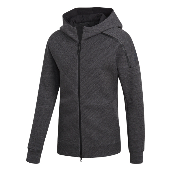 adidas All Blacks 18 Anthem Jacket Grey