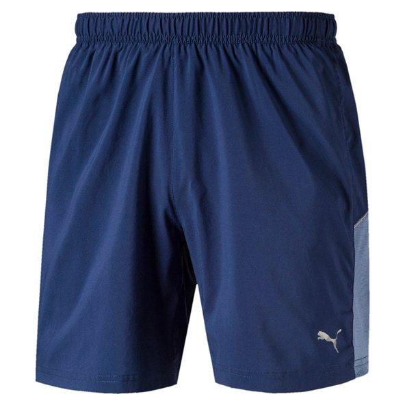 "Puma Core-Run 7"" Men's Short, Blue"