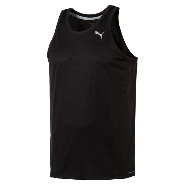 Puma Core-Run Men's Running Singlet, Black