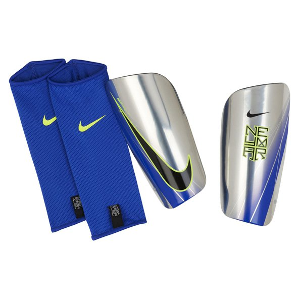 Nike Neymar Mercurial Lite Shinguard, Chrome
