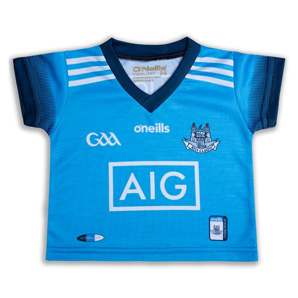 O'Neills Dublin 2019 Junior Home Jersey, Blue