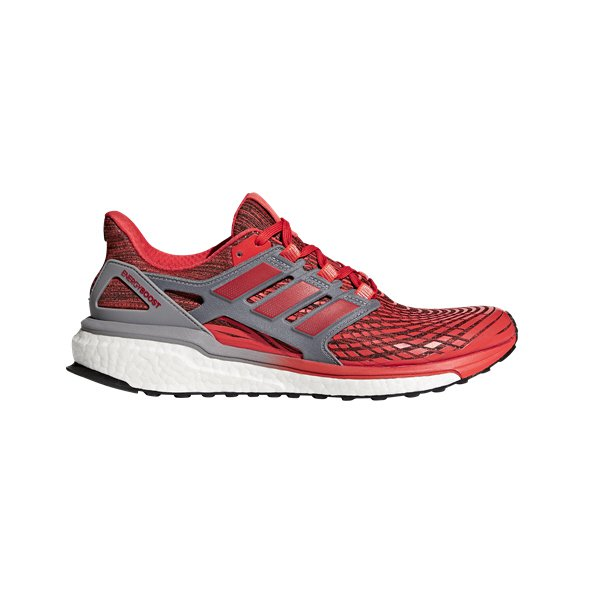 adidas Energy Boost Men's Running Shoe, Red