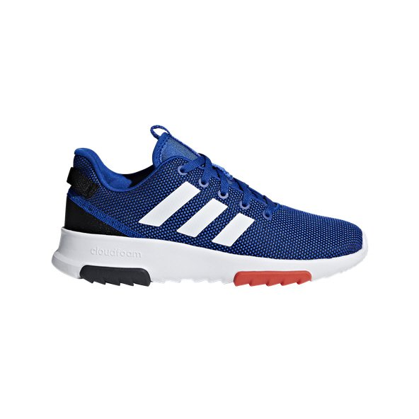 adidas Cloudfoam Racer TR Boys' Trainer, Blue