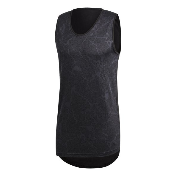 adidas All Blacks Lux Vest Grey/Black