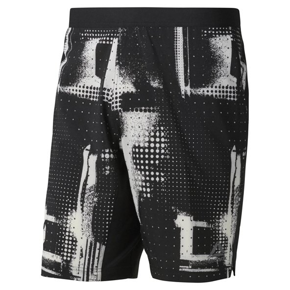 Reebok Speedwick Geoca Men's Short, Black