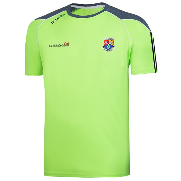 O'Neills Longford Dillon Men's T-Shirt, Lime