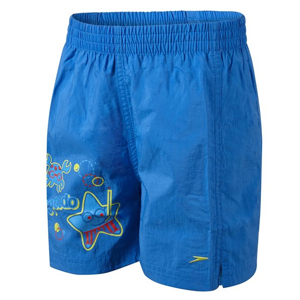 "Speedo Sea Squad 11"" Boys' Watershort, Blue"
