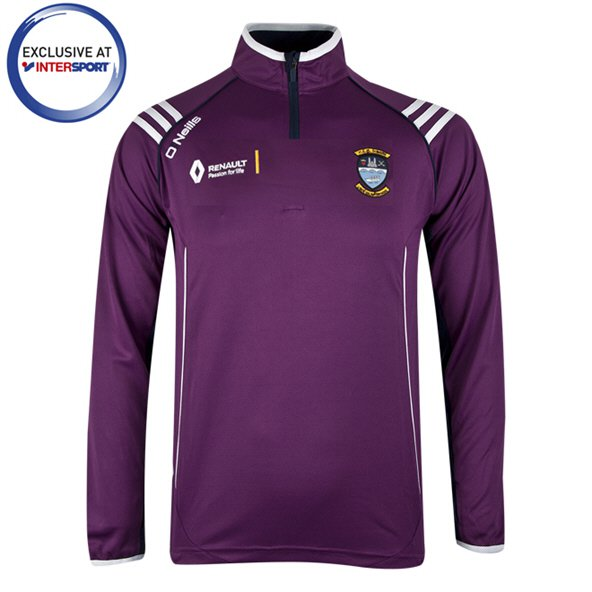 O'Neills Westmeath Trento Half Zip K2 Top Purple