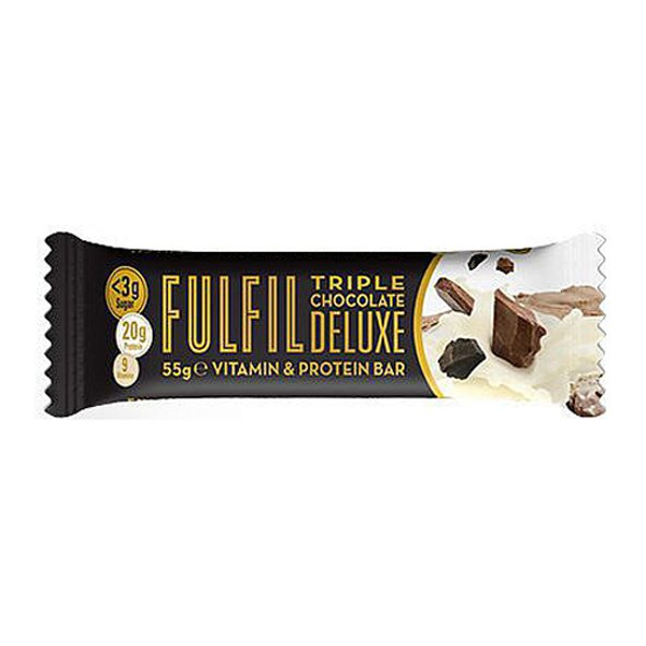Fulfil Vitamin & Protein Bar - Triple Chocolate