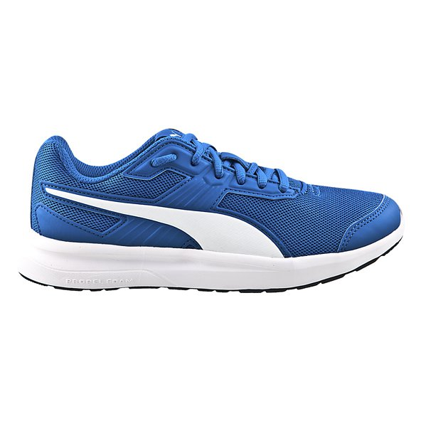 Puma Escaper Mesh Boys' Trainer, Blue