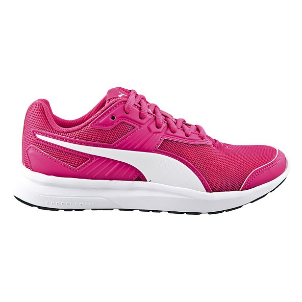 Puma Escaper Mesh Girls' Trainer, Pink