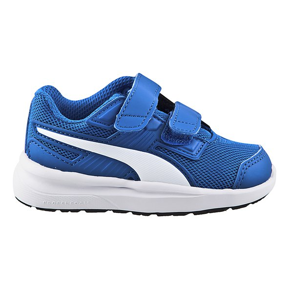 Puma Escaper Mesh Infant Boys' Trainer, Blue