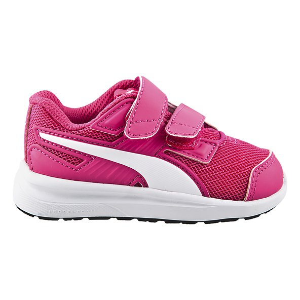 Puma Escaper Mesh Infant Girls' Trainer, Pink