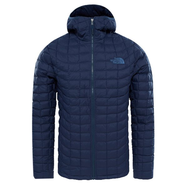 The North Face ThermoBall™ Men's Hooded Jacket, Navy