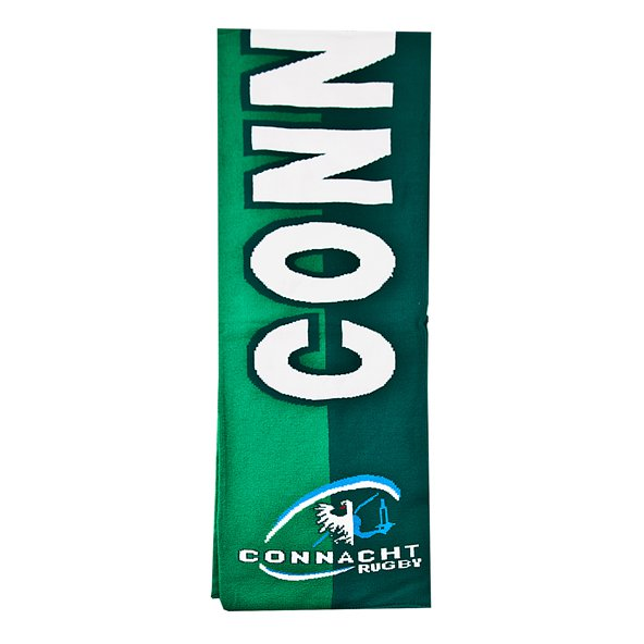 Connacht 2018 Scarf Green