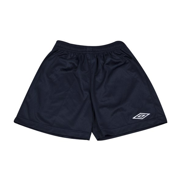 Umbro Munich Kids Shorts Navy