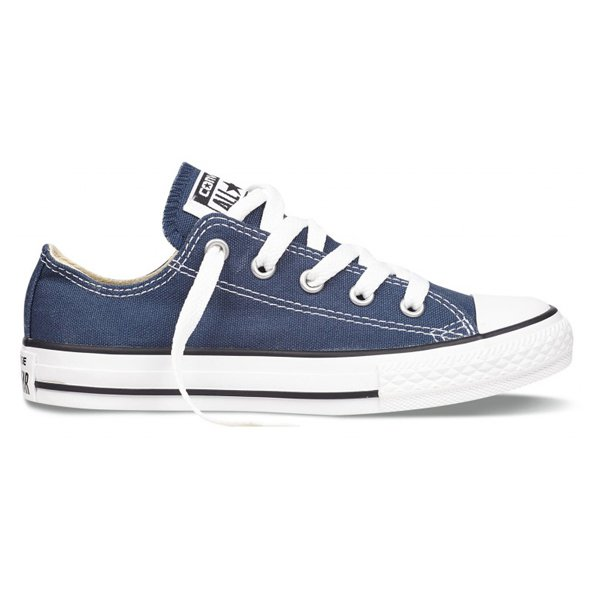 Converse Chuck Taylor AS Junior Boys' Trainer, Navy
