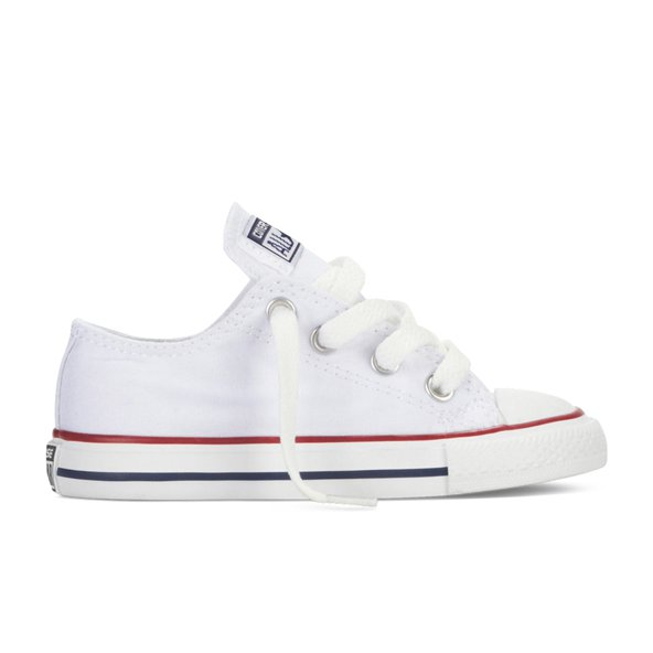 Converse Chuck Taylor AS Infant Girls' Trainer, White
