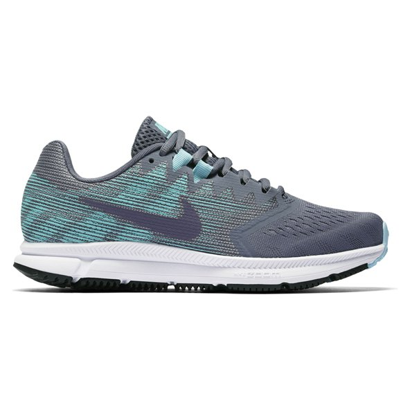 Nike Zoom Span 2 Women's Running Shoe, Grey