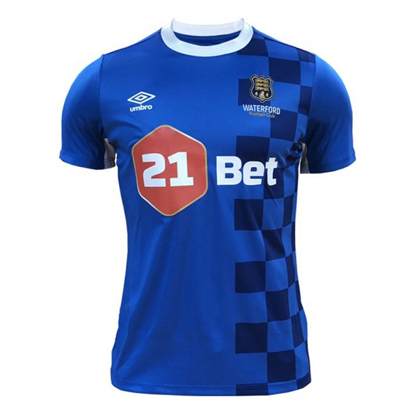 Umbro Waterford FC 2018 Home Jersey, Blue
