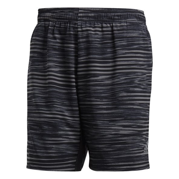 adidas Climacool Graphic Men's Short, Black