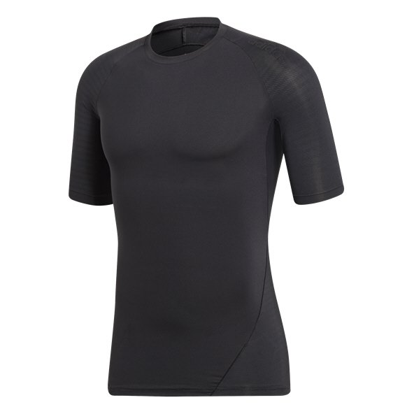 adidas Alphaskin Tech Men's T-Shirt, Black