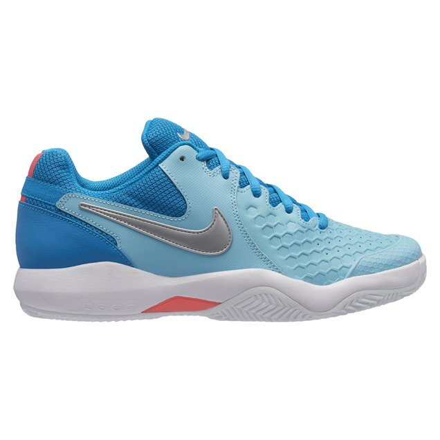 check out 755e9 96b9f ... Blue  Nike Air Zoom Resistance Clay Women s Tennis Shoe, ...