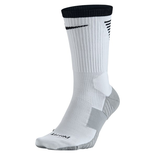 6a8fc207ae5f Nike Squad Football Crew Socks White Blk